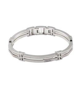 Fossil sieraden Bracelet Gent Steel - JF84883040