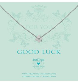 Heart to get Good Luck  - n17clo11s