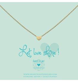 Heart to get Heart Zirkon Gold - N194HEZ13G