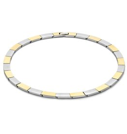 Danish Design Sieraden Necklace two-tone  - IJ102N2