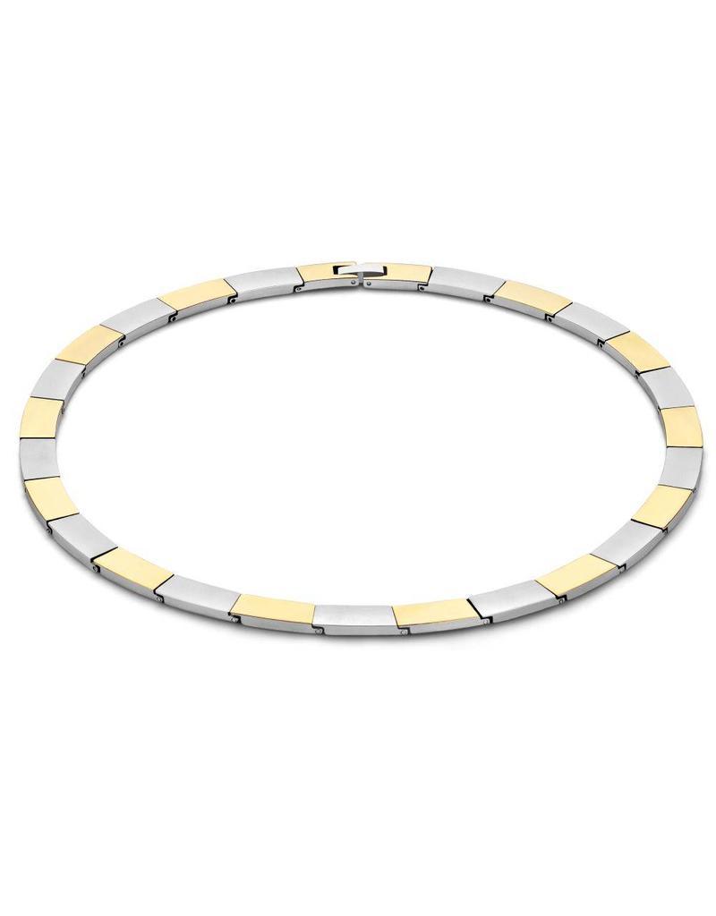 Danish Design Sieraden Necklace two-tone  - IJ102N2