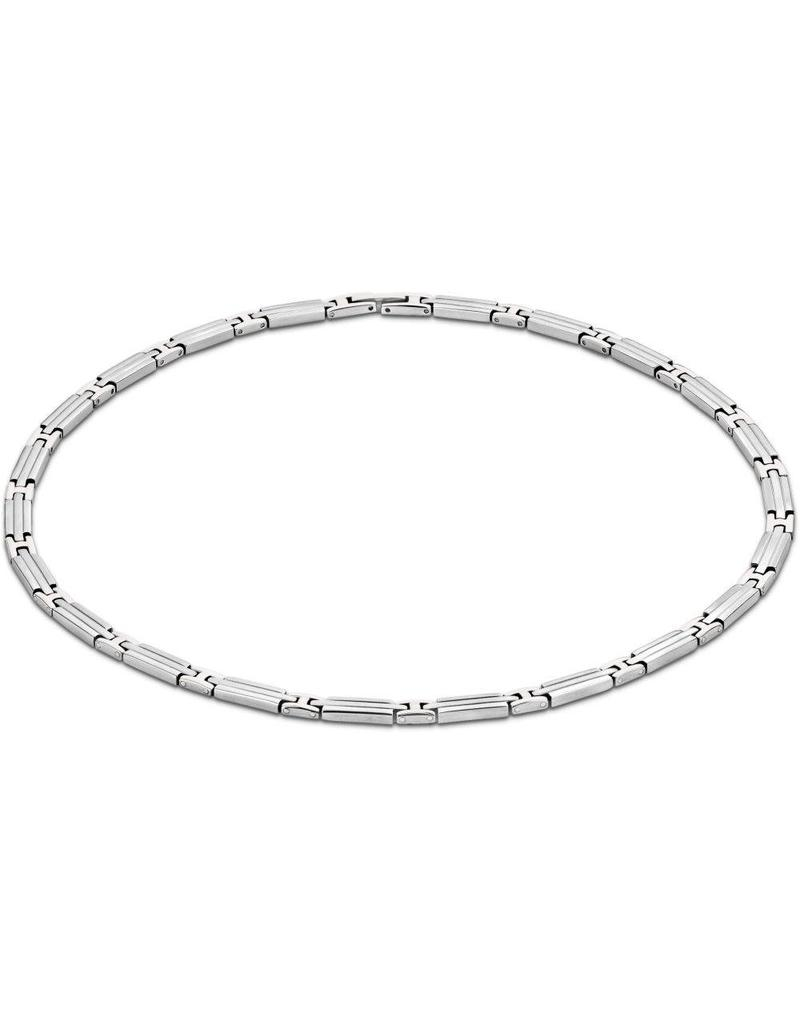 Danish Design Sieraden Necklace titanium  - IJ104N1