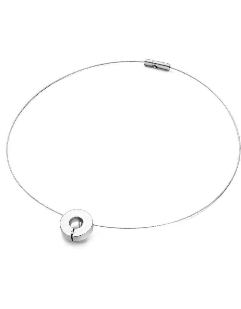 Danish Design Sieraden Titanium Pendant Haarby - IJ114P1D