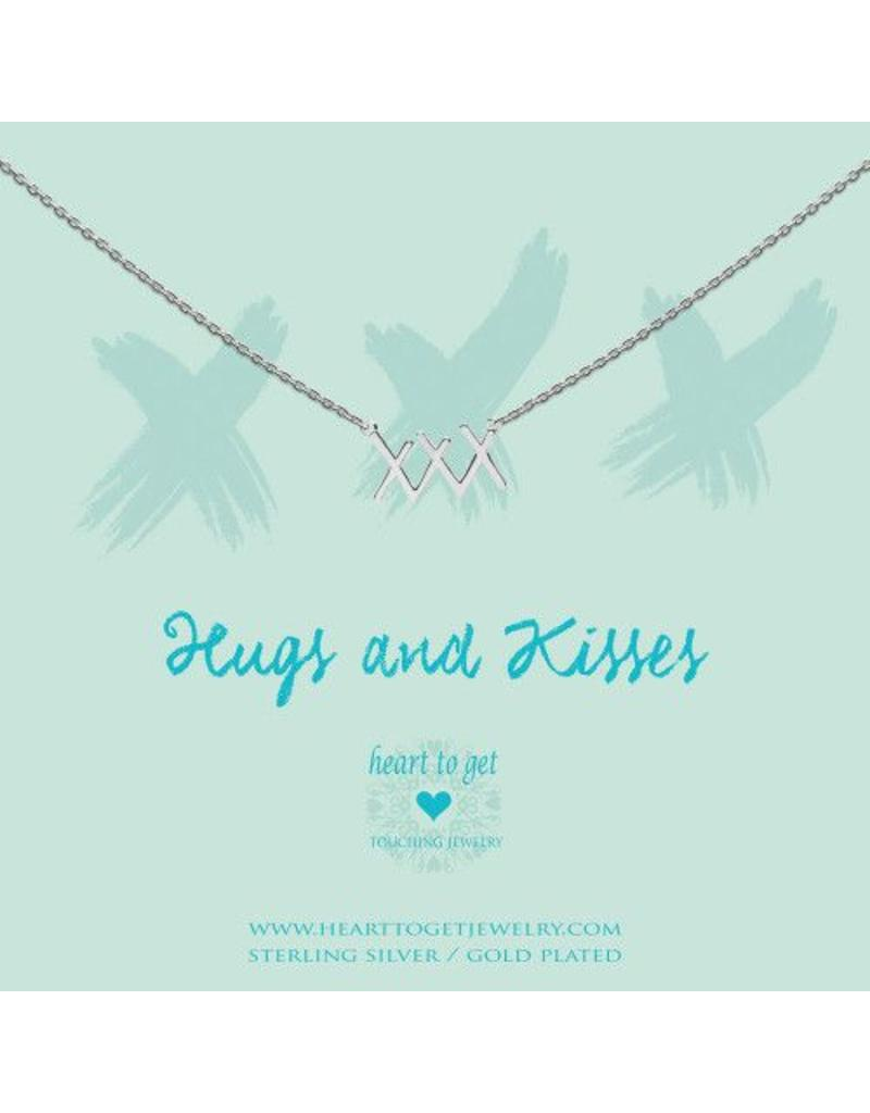 Heart to get XXX Silver - N275XXX16S