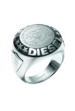 Diesel sieraden Ring maat 20 - DX0182040-20
