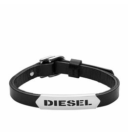 Diesel sieraden Br Dsl Mltry Strp Sil - DX0999040