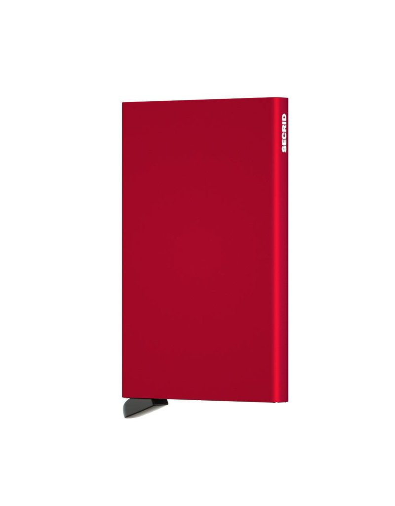 Secrid Cardprotector Red Color - C-Red