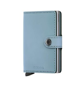 Secrid Miniwallet Matte Blue - MM-Blue
