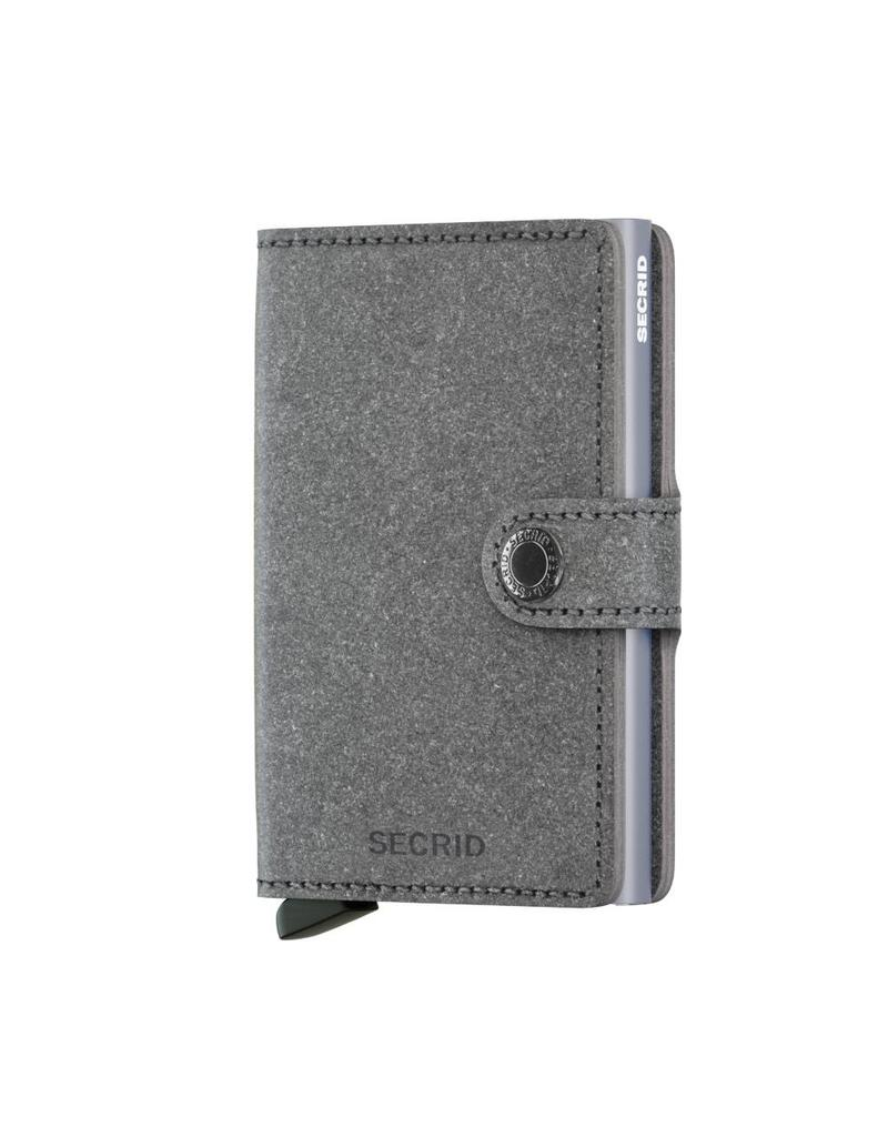 Secrid Miniwallet Recycled Stone - MR-Stone
