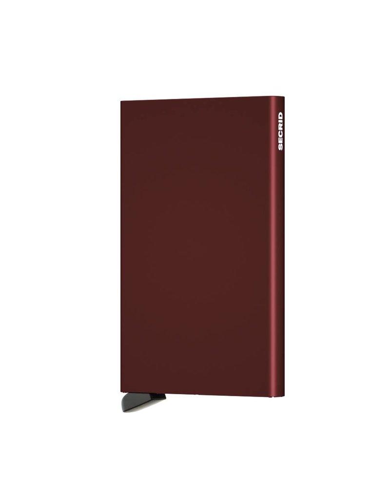 Secrid Cardprotector Bordeaux - C-Bordeaux