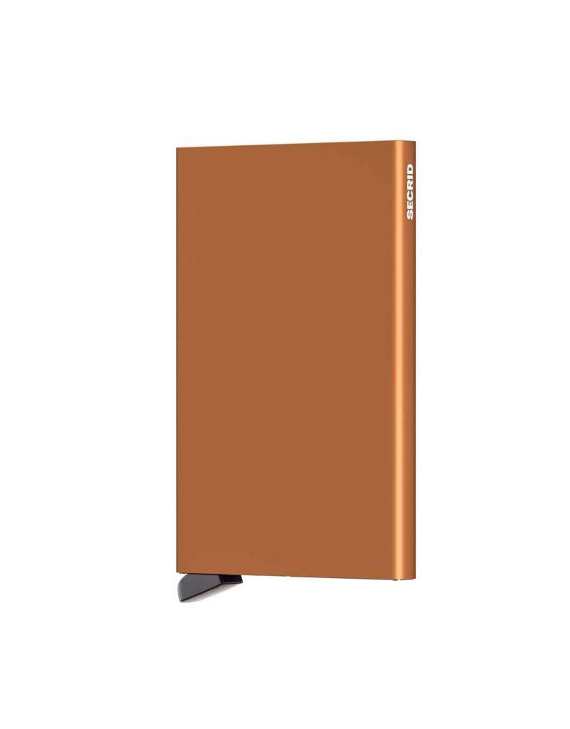 Secrid Cardprotector Rust - C-Rust