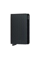 Secrid Slimwallet Cubic Black - SCu-Black