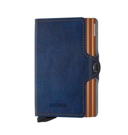 Secrid Twinwallet Indigo 5 - TIn-Black