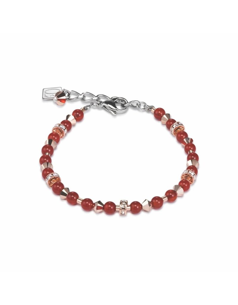 Coeur de Lion Bracelet Red - 4912/30-0300