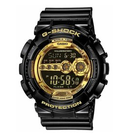G-Shock Wrist Watch Digital - gd-100gb-1er