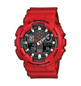 G-Shock Wrist Watch Digital  - ga-100b-4aer