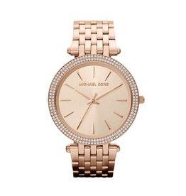 Michael Kors Horloges Michael Kors Darci Rosé Gold - MK3192