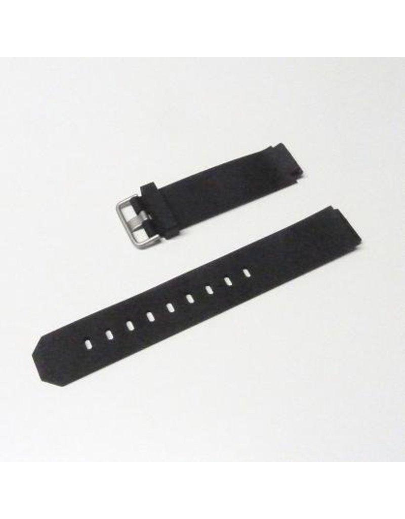 Jacob Jensen horloges Jacob Jensen Band - 17mm-Rubber-Titanium