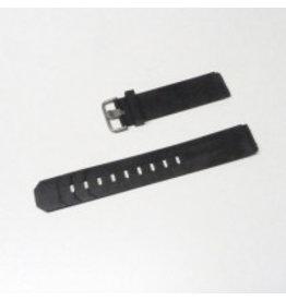 Jacob Jensen horloges Jacob Jensen Band 19mm rubber -titanium - 19mm-Rubber-Titanium