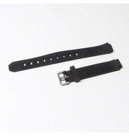 Jacob Jensen horloges Jacob Jensen Band - 15mm-Rubber 4 Blokjes-Staal