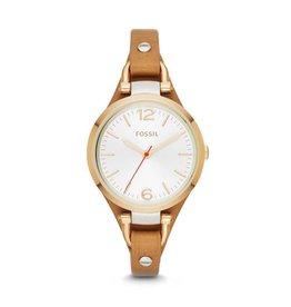 Fossil horloges Sm Rd Gd Slv Strap - ES3565***