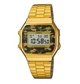 Casio Wrist Watch Digital - A168WEGC-3EF