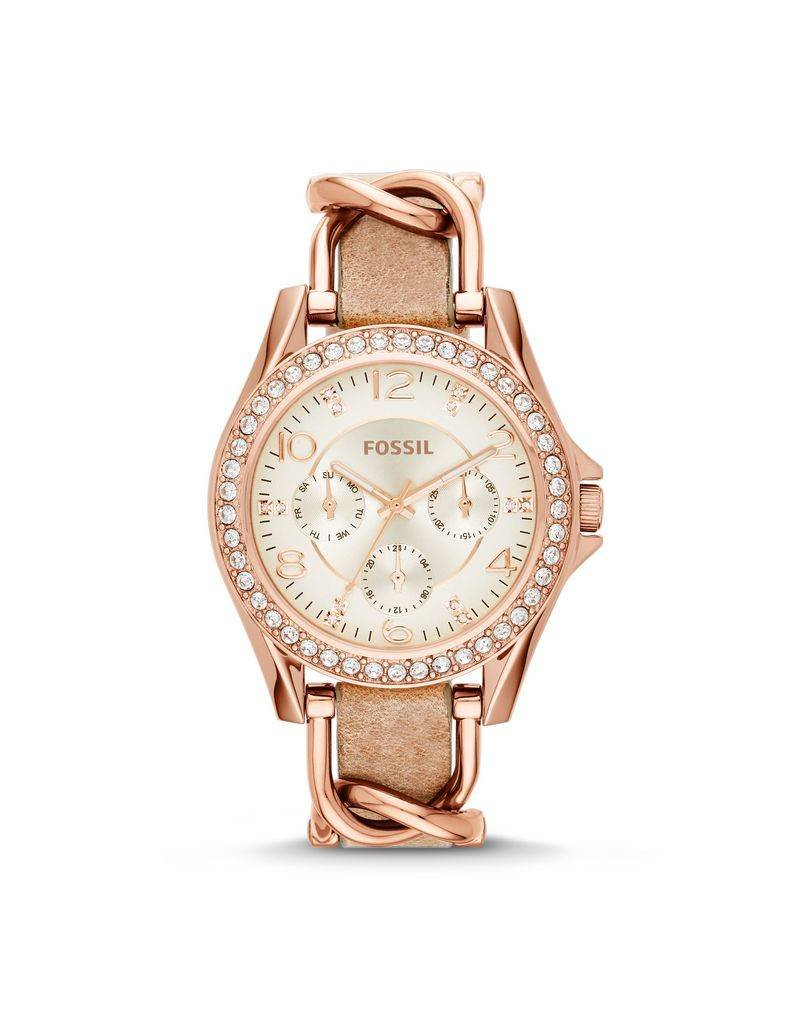 Fossil horloges Md Rd Rg Snd Strp - ES3466