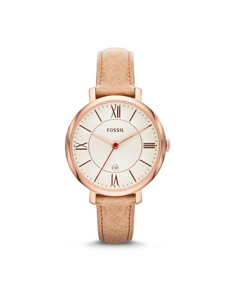 Fossil horloges Ms Rd Rse Snd Strp - ES3487**