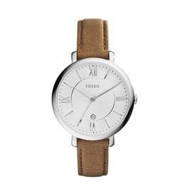 Fossil horloges Sm Rd Slv Slv Trp - ES3708