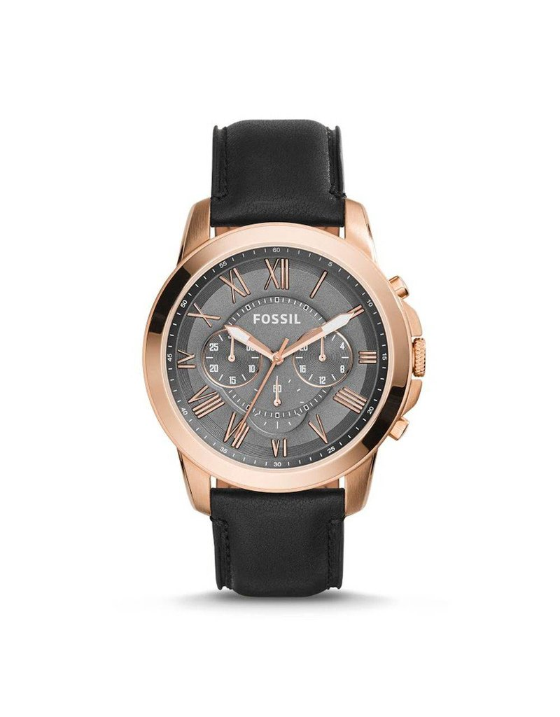Fossil horloges Lg Rd Rg Gry Strp - FS5085***