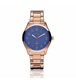 Zinzi horloges Watch Rose Lichtblauw - ZIW205