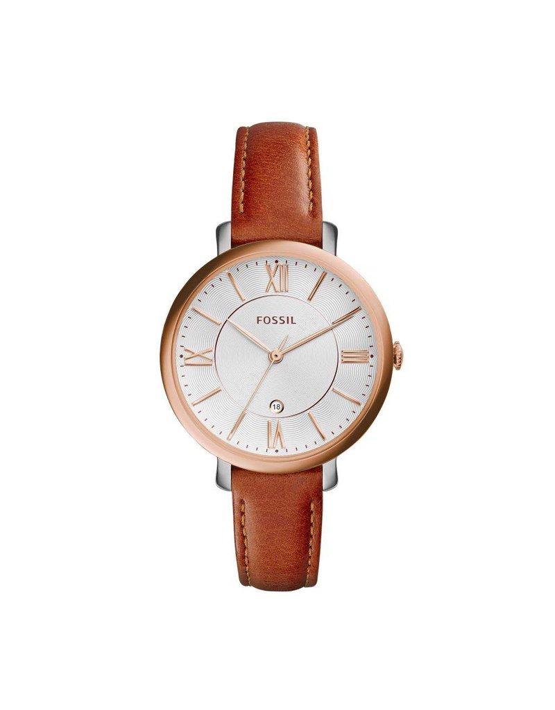 Fossil horloges Md Rd Slv Slv Strp - ES3842