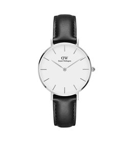 Daniel Wellington Daniel Wellington Watch Petite Sheffield 32mm Silver DW00100186 - DW00100186