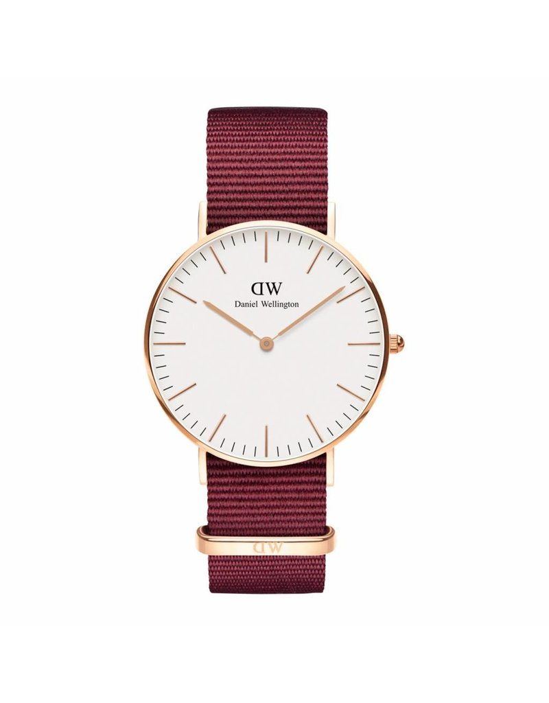 Daniel Wellington Daniel Wellington Watch Roselyn 36mm Rose gold DW00100271 - DW00100271