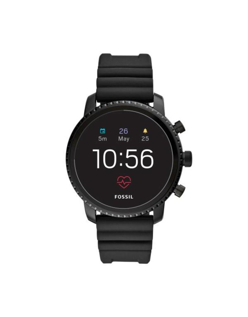 Fossil Smartwatch Fossil Explorist Smartwatch - FTW4018