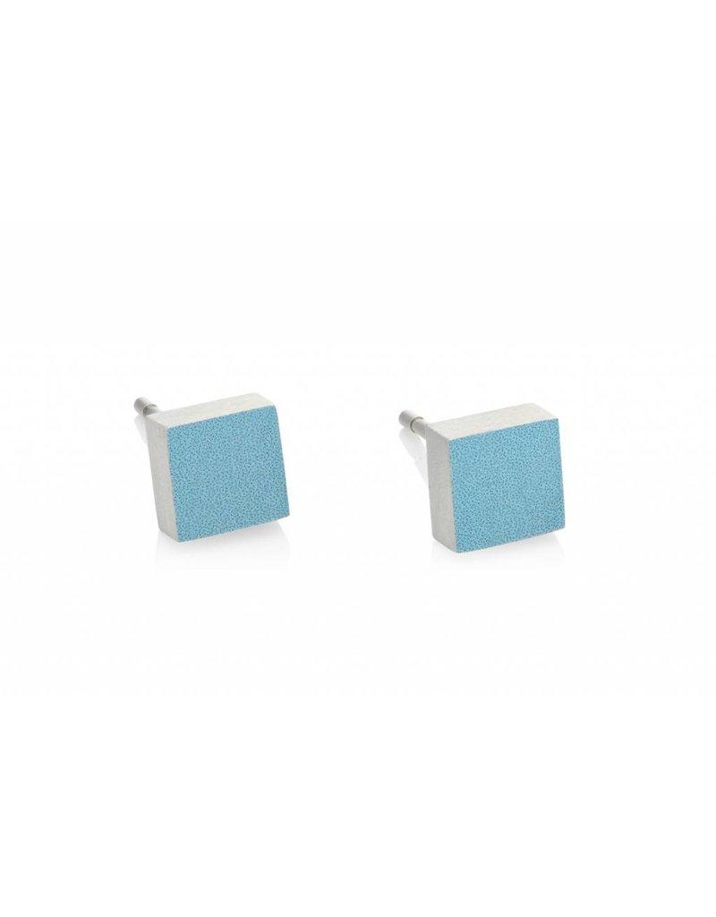 Clic Earring mat - O37B