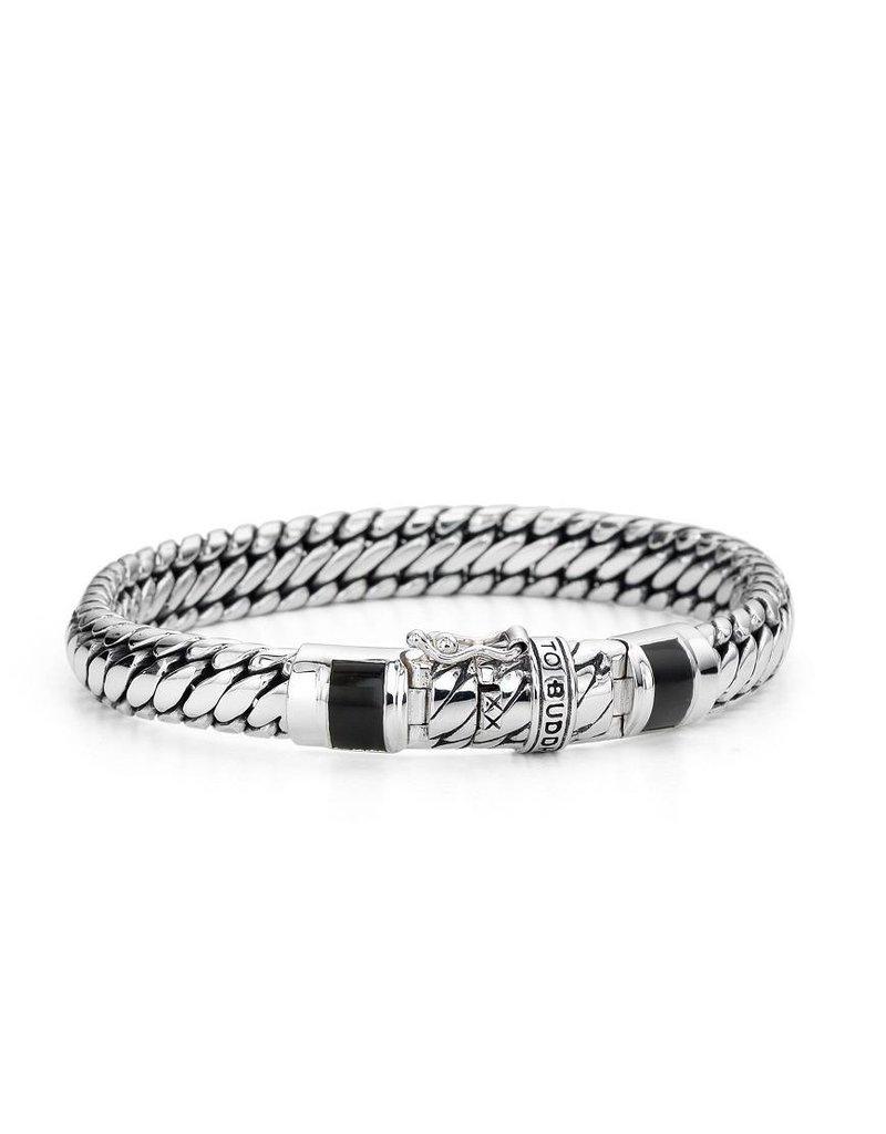 Buddha to Buddha Ben XS Armband Onyx - J070ON