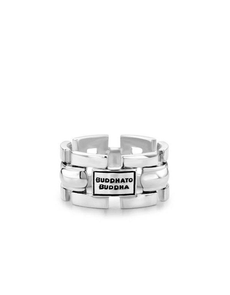 Buddha to Buddha Batul Ring Silver  - 483