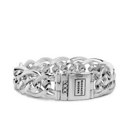Buddha to Buddha 211 E - Nathalie Small Bracelet Silver - 211/E
