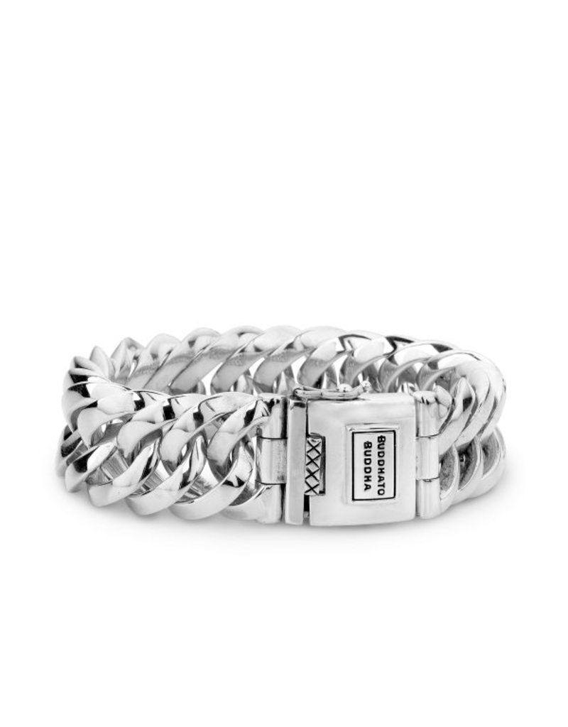 Buddha to Buddha Chain Big Armband - 080