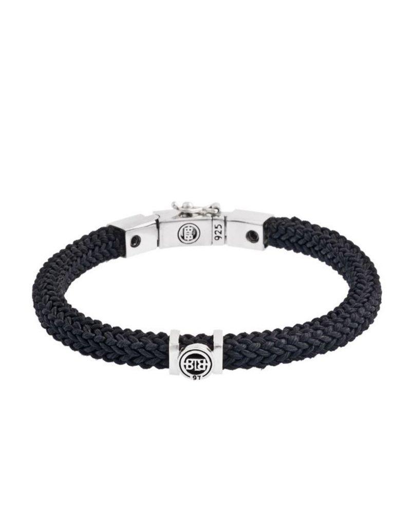 Buddha to Buddha Denise Cord Black Armband - 780BL