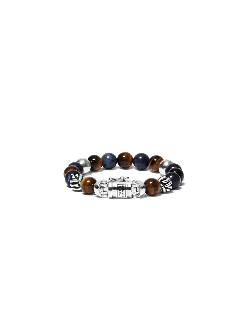 Buddha to Buddha Spirit Bead Mix Sodalite Tigereye - 188MS