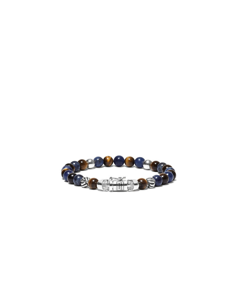 Buddha to Buddha Spirit Bead Mini Mix Sodalite Tigereye - 189MS