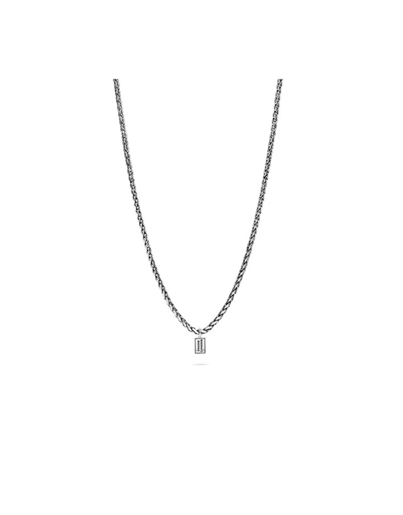 Buddha to Buddha 716 one - George XS Necklace Silver - 716 One