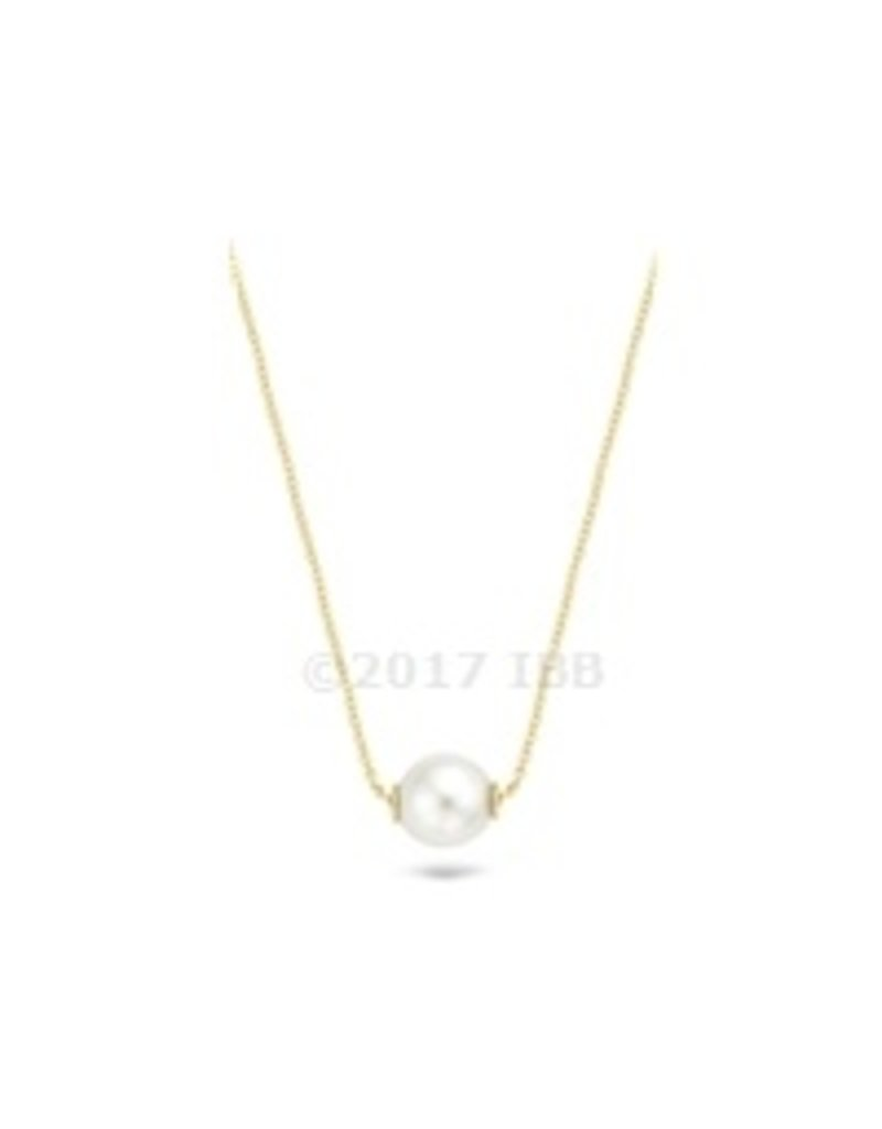 Blush 14 kt Blush Collier one 14K Yellow gold Pearl - 3076YPW