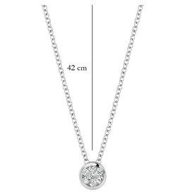 Blush 14 kt Blush Diamonds Collier one   Dia. 0.08 - 3601WDI