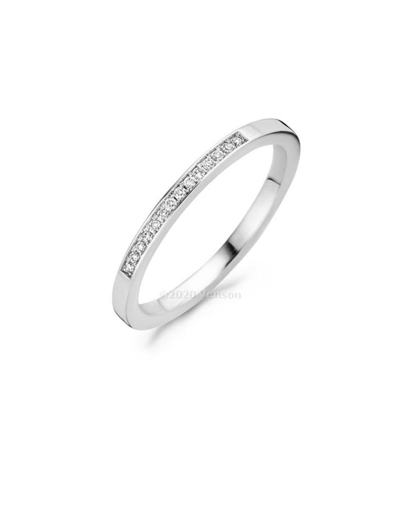 Blush 14 kt Blush Diamonds Ring 54  White gold Dia. 0.06 - 1630WDI/54