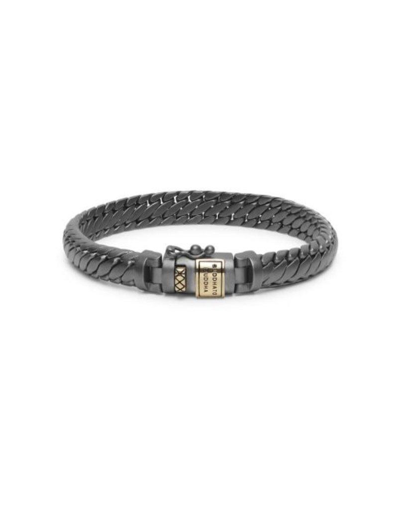 Buddha to Buddha Ben XS Bracelet Black Rhodium Gold - J070BRG