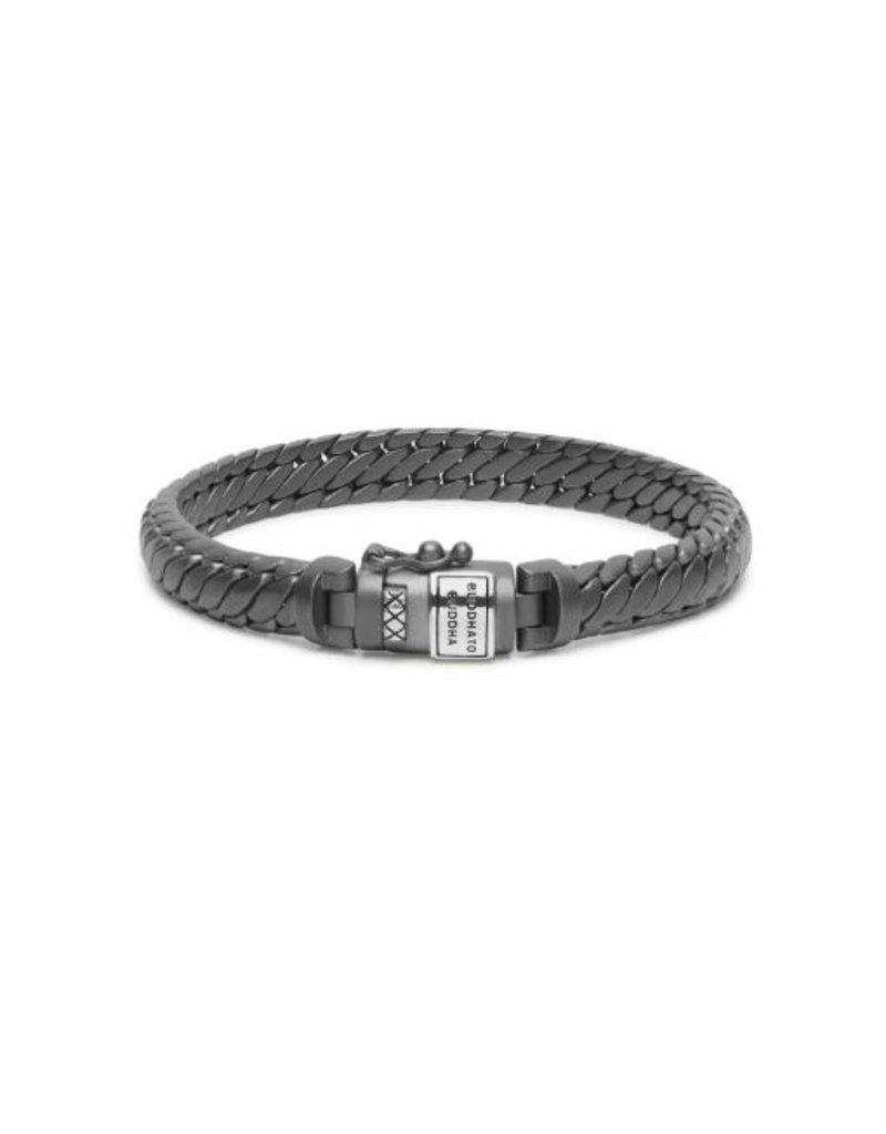 Buddha to Buddha Ben XS Bracelet Black Rhodium Silver - J070BRS