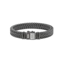 Buddha to Buddha Julius Bracelet Black Rhodium Silver - 192BRS
